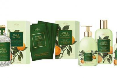 4711 Acqua Colonia Naranja Sanguina & Albahaca, la fragancia que estimula tus sentidos