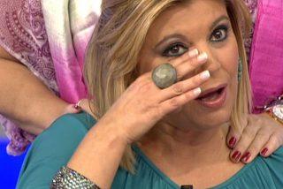 No es broma: ¡Terelu Campos se desnuda en 'Interviú'!