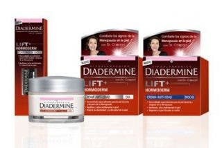 Lift+ Hormoderm de Diadermine, combate los signos de la menopausia en tu piel