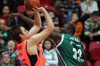 El Regal Barcelona arrollla al Unics Kazan en el Basket-Hall (65-93)