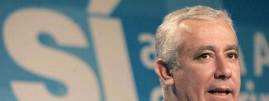 """Arenas ve al PSOE un partido """"desesperado"""", que va a dedicar la campaña a """"la pelea"""", olvidándose del empleo"""
