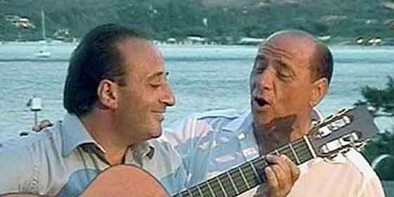 Berlusconi retrasa el lanzamiento de su último disco debido a la crisis