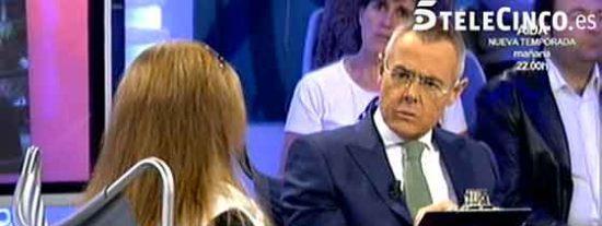 Jordi González ('La Noria') recuerda que A3 y Cuatro también entrevistaron a la madre de 'El Cuco'