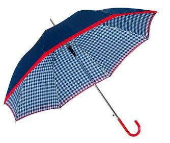Cacharel te regala el complemento ideal para este otoño: un paraguas Vichy