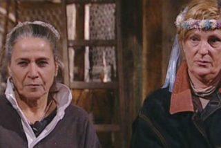 'Acorralados': Aída Nizar acusa entre insultos a Bárbara Rey de acostarse con un menor