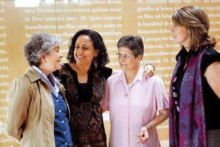 Mujeres e Iglesia, una asignatura pendiente