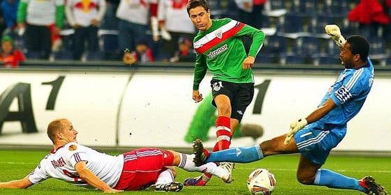 El Athletic gana al Salzburgo y ya está en dieciseisavos de final (0-1)