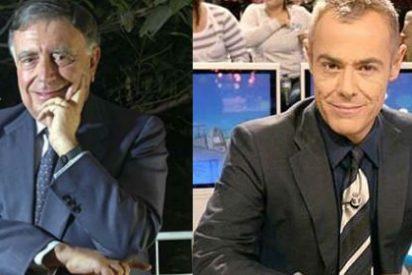 """Luis María Anson hace justicia con Jordi González: """"Es una manipulación juzgarte por un error aislado"""""""