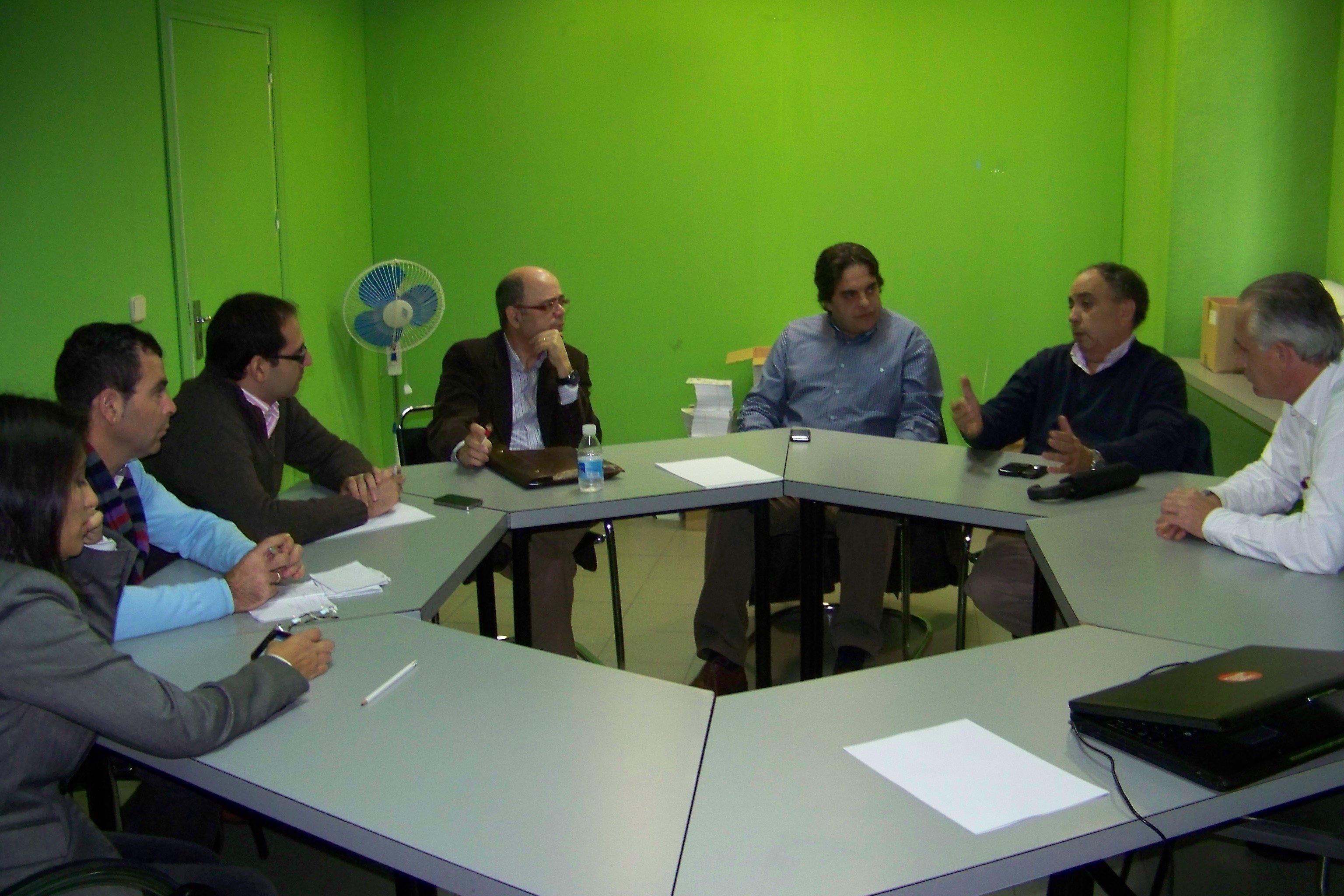 El PSOE y la Plataforma en Defensa del Tajo y Alberche presentarán en Bruselas sus reivindicaciones