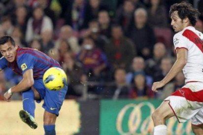 El Rayo maravilla a los cronistas y el Barça recupera la fe
