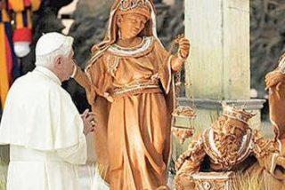 El papa oficiará todos los ritos de Navidad