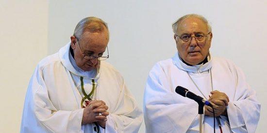 Bergoglio se despidió de su cargo al frente del episcopado argentino