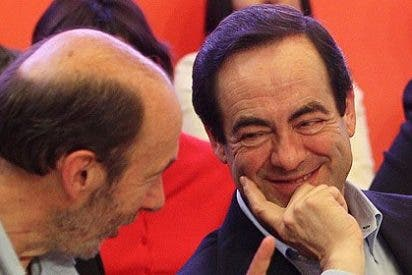 Bono espera la caída de Rubalcaba para liderar el PSOE
