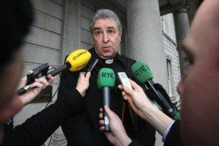 Charles Brown será el nuevo embajador vaticano en Irlanda
