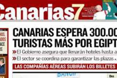 'Canarias 7' exige a 17 periodistas que devuelvan la paga de beneficios