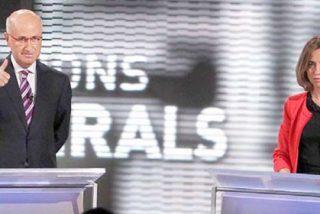 Chacón da la espantada en un debate televisivo