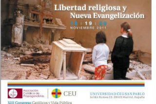 """D'Agostino: """"Prohibir la libertad religiosa es un asesinato espiritual"""""""