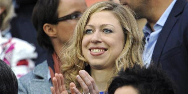 Chelsea Clinton, hija de Bill Clinton, nueva reportera de NBC