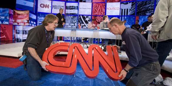 """CNN elimina 50 cargos de su staff """"por el cambio en los flujos de trabajo"""""""