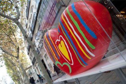 Christie's subasta los 10 corazones de la calle Serrano a beneficio de los Doctores Sonrisa