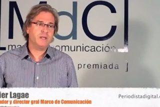 """Didier Lagae, CEO de Marco de Comunicación: """"Un blog no es un medio online, pero para las empresas es muy importante saber gestionar su relación con ellos"""""""