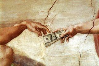 El dinero de Dios