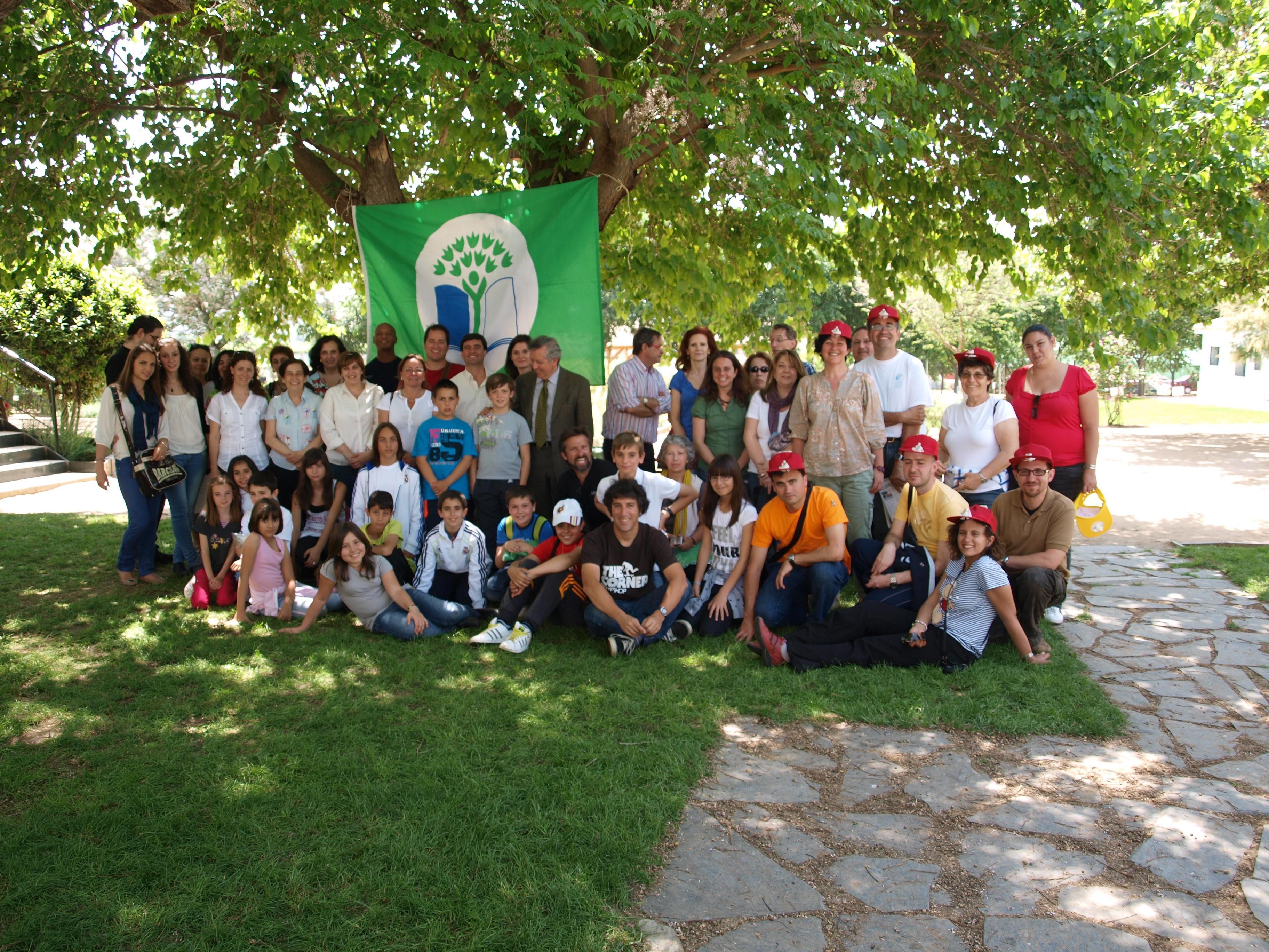 Diputación y Adeac desarrollan el programa Ecoescuelas en la provincia de Toledo