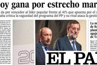 El diario 'El País' le mete prisa a Mariano Rajoy
