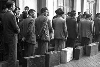 Dos de cada tres españoles sin empleo, dispuestos a emigrar