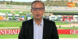 TVE y Ernest Riveras se despiden con tristeza de las motos, que pasan a Telecinco