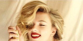 El antes y después de Scarlett Johansson: Así se infló su 'pechonalidad' con el paso de los años