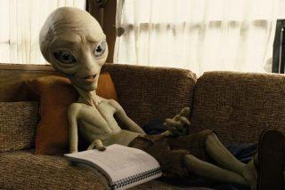 Los extraterrestres no tienen la cara deformada como en Hollywood