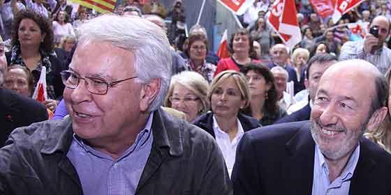 El PSOE asegura que sus sondeos lo colocan a sólo 8,9 puntos del PP
