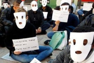 Indigentes indignados, pero no indignos