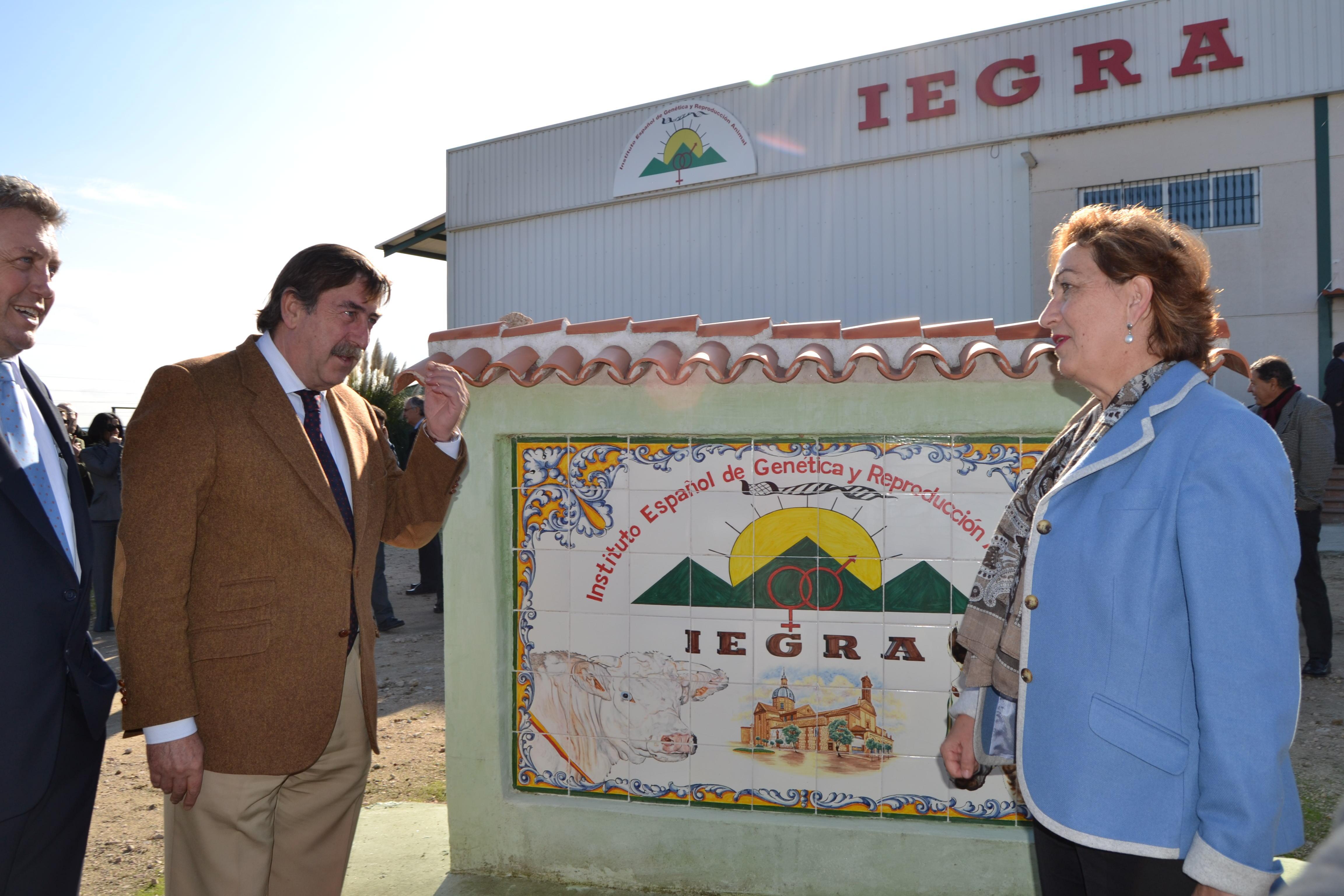 Talavera dispone ya de un Instituto Español de Genética y Reproducción Animal Sani-Lidia