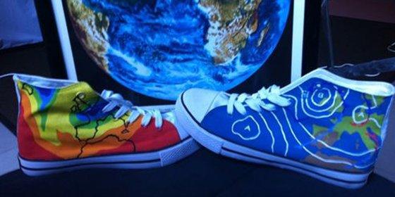 Las zapatillas de Mario Picazo hacen furor en Twitter