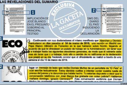 El País ocultó la implicación de Blanco en la trama de compra de votos de Melilla