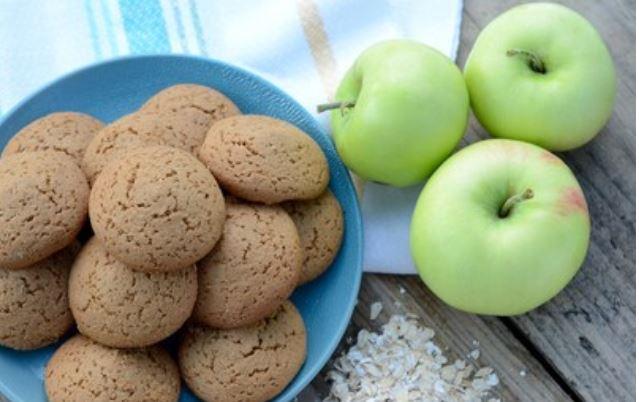 galletas caseras de avena