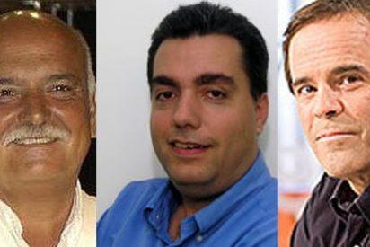 José Miguélez y Quique Guasch (ex-TVE) apoyan a Paco Grande tras ser destituido como editor de 'Estudio Estadio'