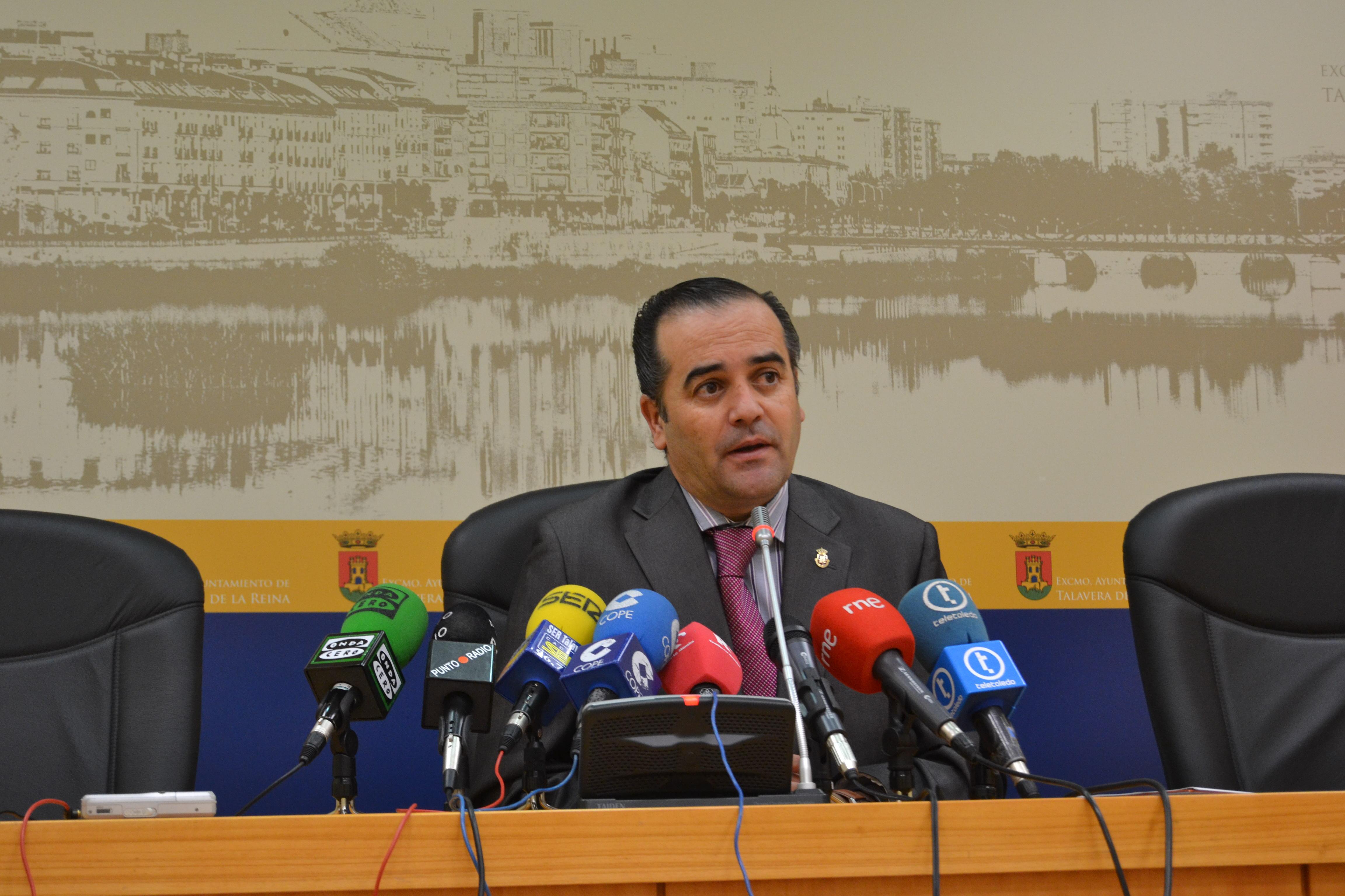 El Ayuntamiento de Talavera reduce un 80% su presupuesto de Navidad