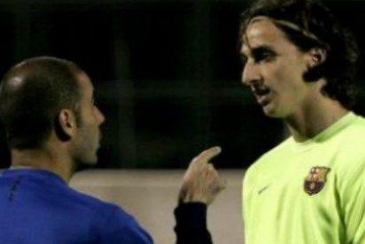 "Ibrahimovic a Guardiola: ""Te cagas con Mourinho"""