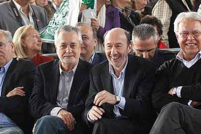El PP barre al PSOE hasta en la Andalucía de Felipe González y Alfonso Guerra