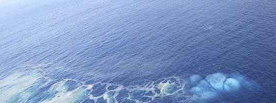 La mancha volcánica de El Hierro compite en tamaño con la propia isla