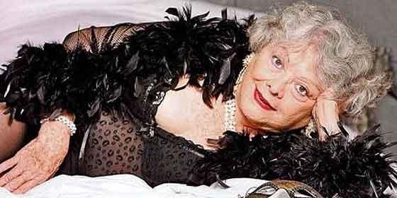 Hilda Breer: de estrella de telenovelas a prostituta con 80 años