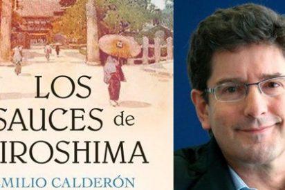 'Los Sauces de Hiroshima', el último trabajo de Emilio Calderón