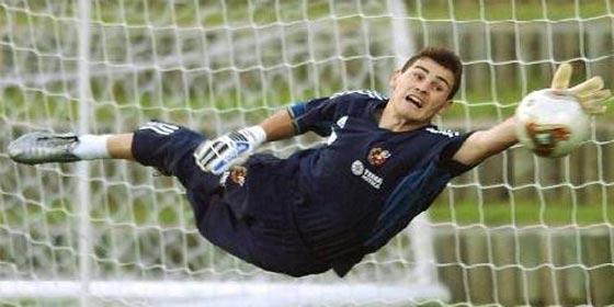 Iker Casillas alcanza a Zubizarreta con 126 internacionalidades
