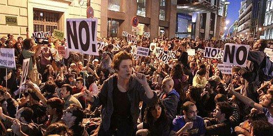 El 15M volverá a tomar las calles en la jornada de reflexión