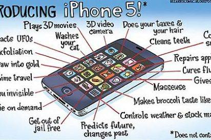 Apple corrige el fallo de la batería del iPhone 4S
