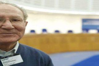 """José A. Fernández en Estrasburgo: """"Soy militante cristiano y más cura que los curas"""""""