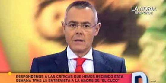 """La 'Securitas Direct' de Picazo se asusta y vuelve a bajarse de """"La Noria"""""""